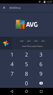 AVG AntiVirus FREE for Android Security 2017 screenshot 2