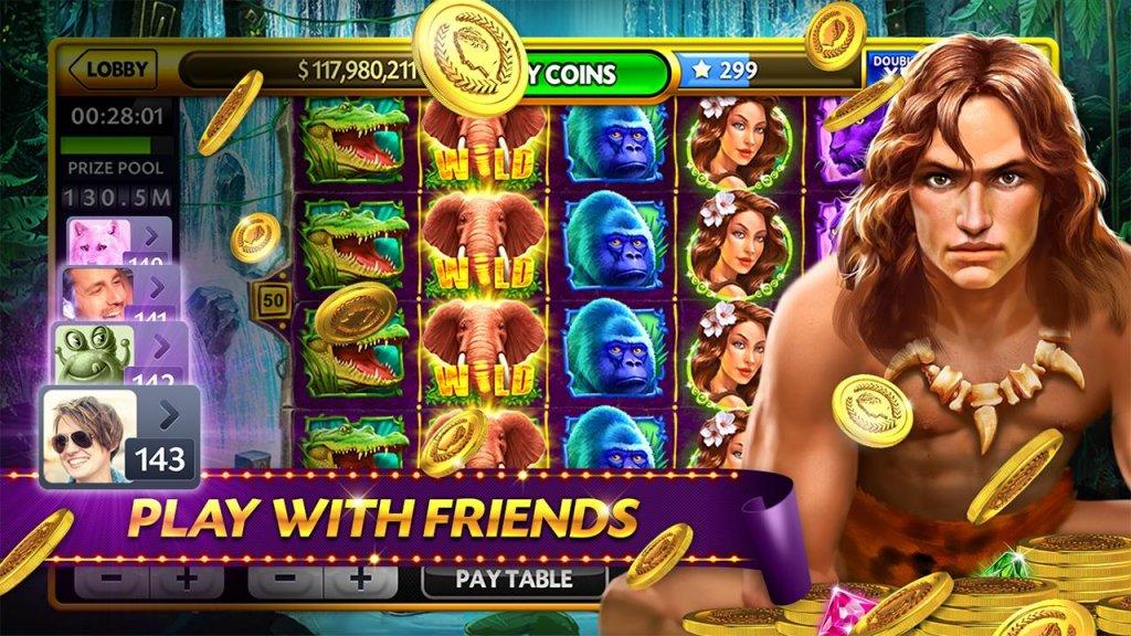 free caesars casino games