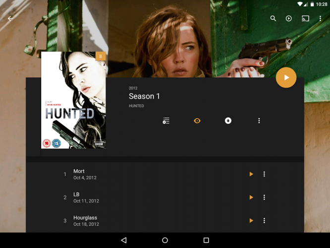 Plex: Stream Movies, Shows, Music, and other Media screenshot 4