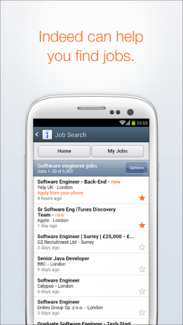 Indeed Job Search 13 4 Download APK for Android - Aptoide