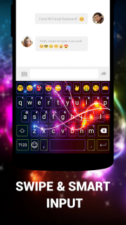 Emoji Keyboard - Kitkat,Smiley screenshot 6