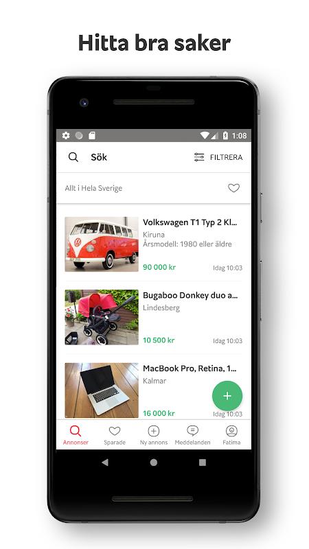Blocket - Köp & sälj begagnat screenshot 2