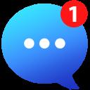 Messenger für Nachrichten, Text- und Video-Chat