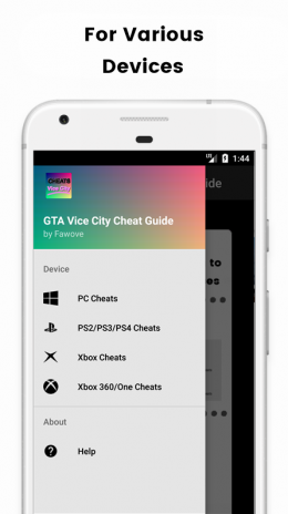Cheat Guide GTA Vice City 2 1 Download APK for Android - Aptoide