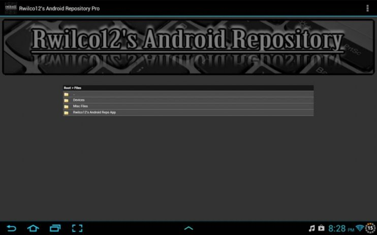 Rwilco12's Android Repo 1 9 Download APK for Android - Aptoide