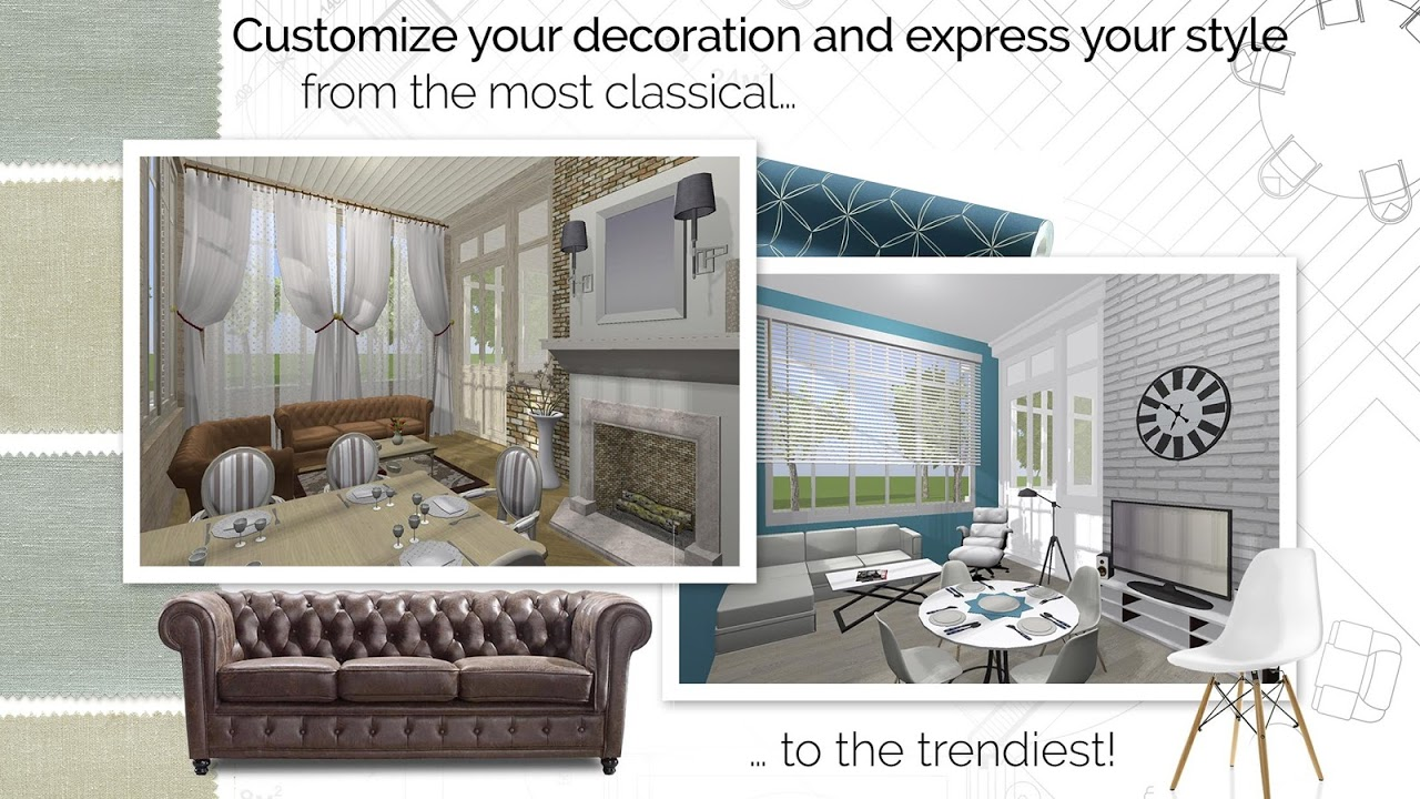 Home Design 3d Freemium Screenshot 1 ...
