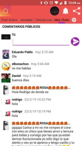 Chat Yosolo