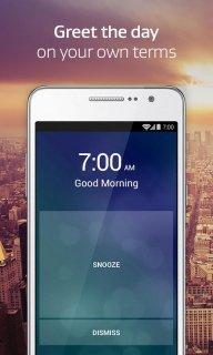 Alarm Clock Xtreme Free +Timer screenshot 1