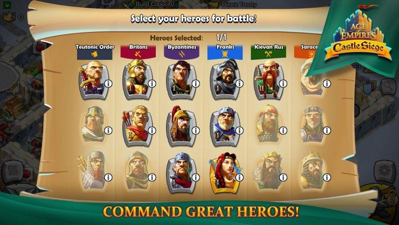 ... Ảnh chụp màn hình age of empires castle siege 3 ...