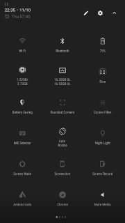 Shortcutter - Quick Settings & Sidebar screenshot 8