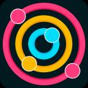 Twisty Wheel : Circle Shoot (Pin Circle)