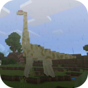 Jurassic Craft addon for MCPE