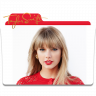 Taylor Swift Biography Icon