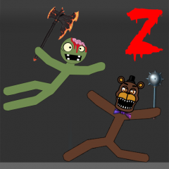 Stickman Warriors Zombie Fnaf - Stickman Games 2 1 Download