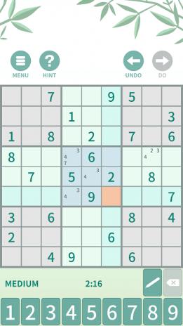 تحميل APK لأندرويد - آبتويد Sudoku  Logic Puzzle1 1