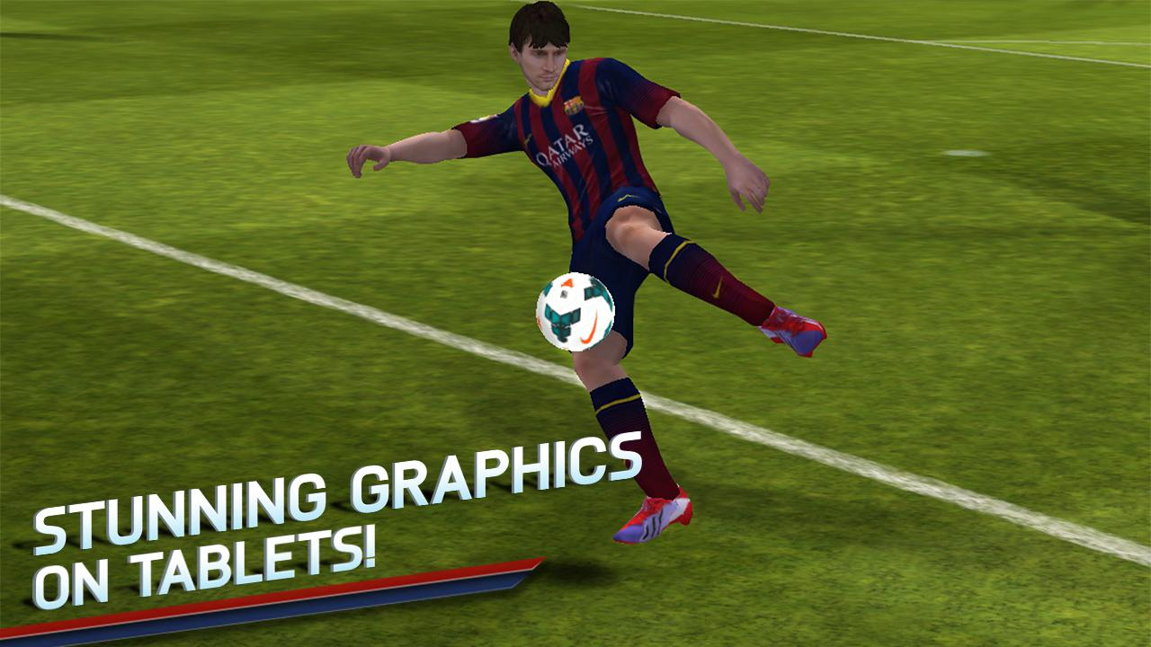 FIFA 14 International screenshot 1