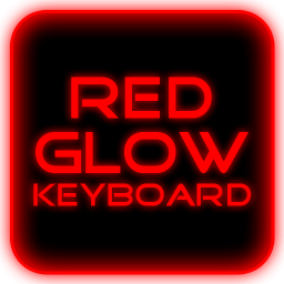 Red Glow Keyboard Skin Pro 1 0 Download APK for Android