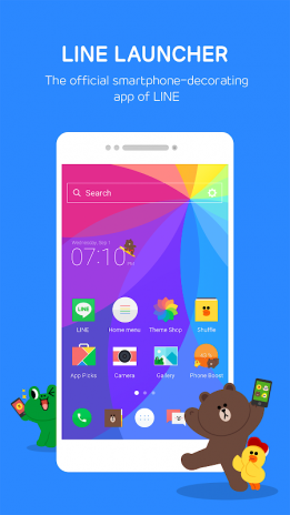 LINE Launcher 2 4 31 Download APK for Android - Aptoide