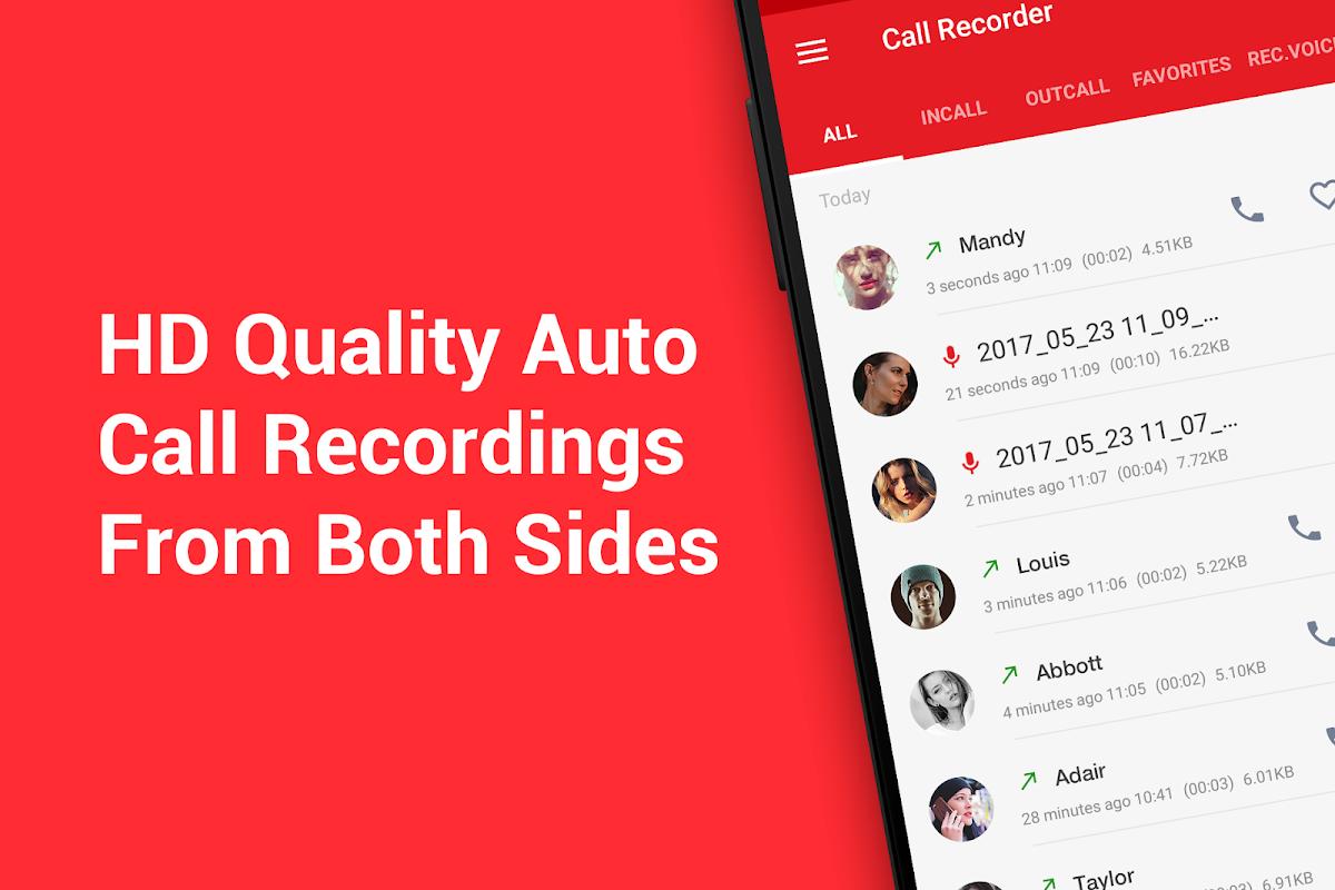 Call Recorder - Automatic Call Recorder screenshot 1