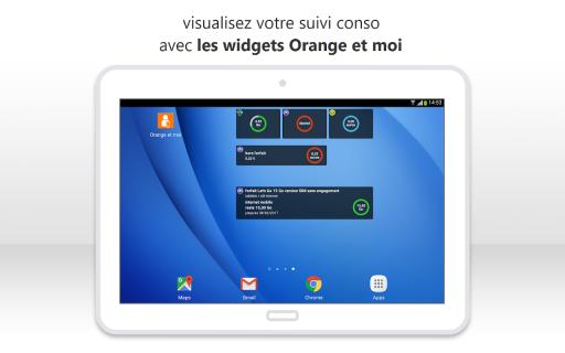 Orange et moi France screenshot 2