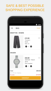 Zalando Lounge - Shopping Club screenshot 3
