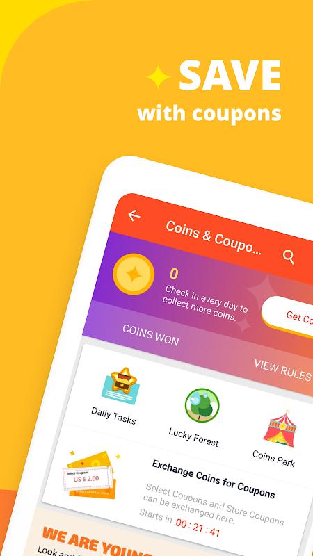 AliExpress Shopping App- $100 Coupons For New User screenshot 13