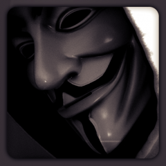 anonymous hd wallpapers icône