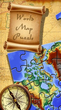 World map puzzle game 10 download apk for android aptoide world map puzzle game screenshot 1 gumiabroncs Image collections