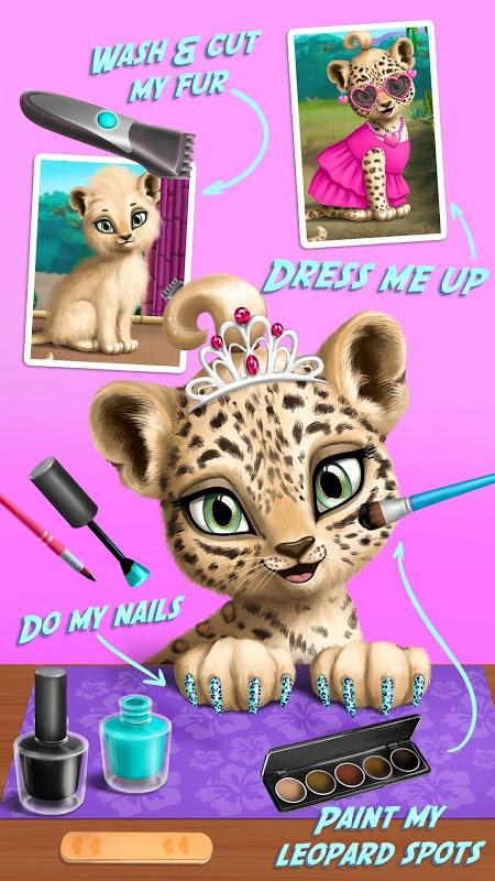 Jungle Animal Hair Salon screenshot 1