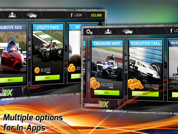 Formula X 3d Car Racing 2 1 Download Apk For Android Aptoide