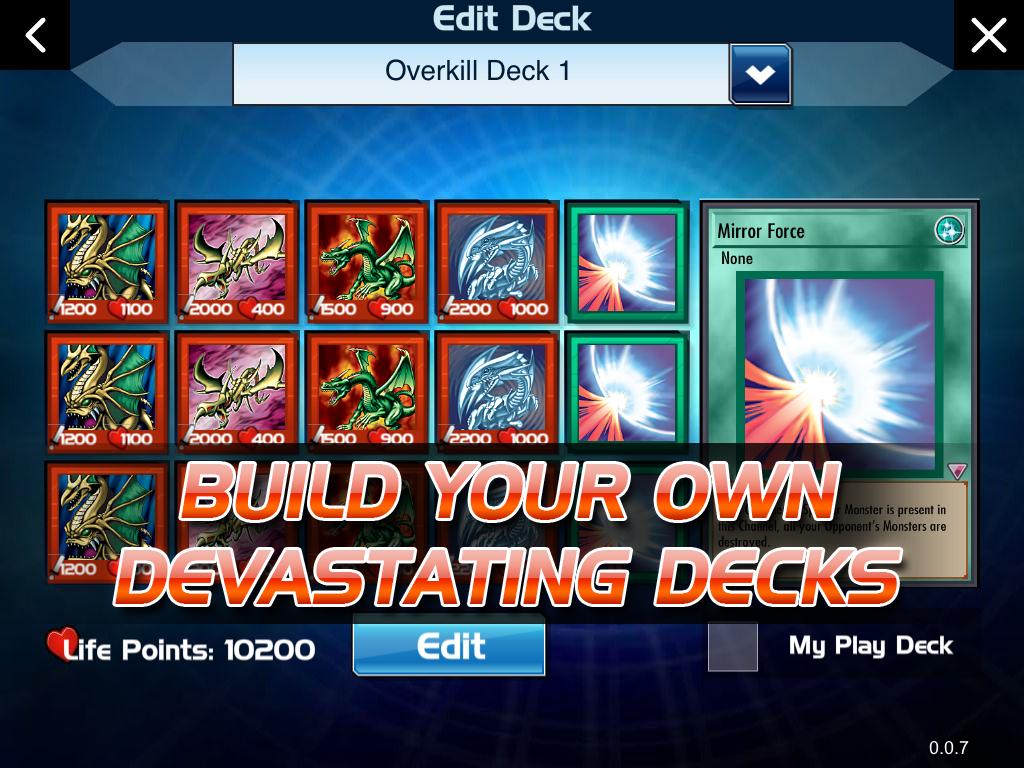 Yu-Gi-Oh! BAM Pocket screenshot 2
