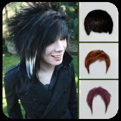 Hairstyle Changer Salon – Emo Hair Cut Styler 2.1.9 Download APK ...