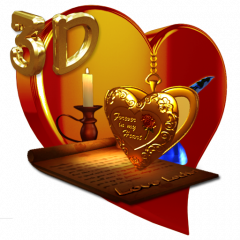 3d Love Locket Live Wallpaper 10 Descargar Apk Para Android
