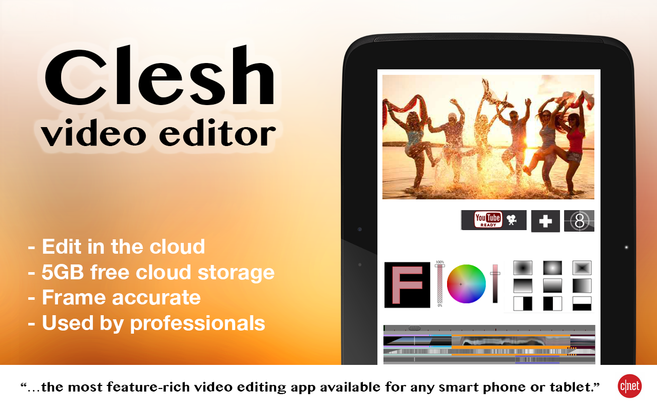 Clesh Video Editor 1 102 Download APK para Android | Aptoide