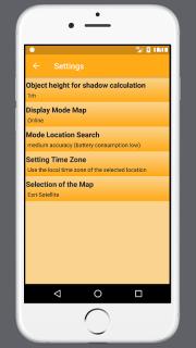 SunCalc org screenshot 2