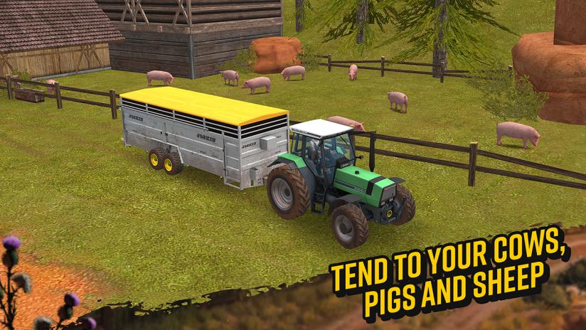 Farming Simulator 18tipps über mod apk