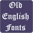 Old English Fonts for FlipFont