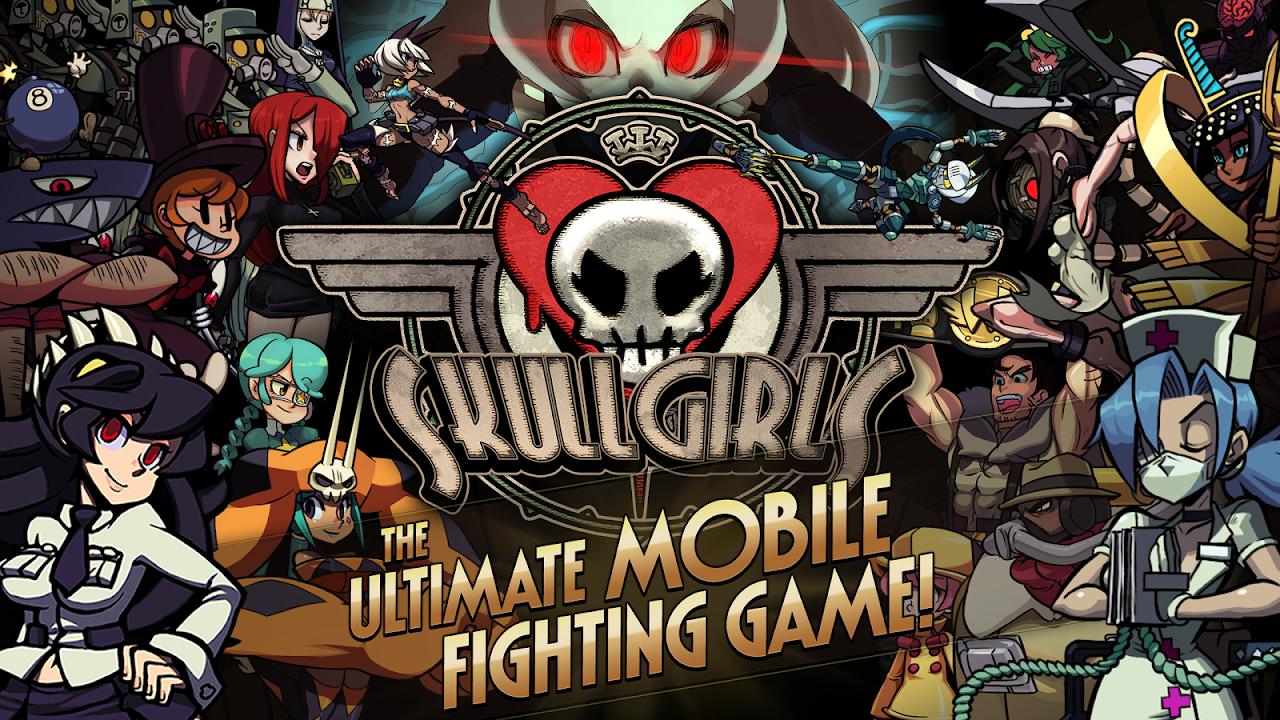 Skullgirl screenshot 1