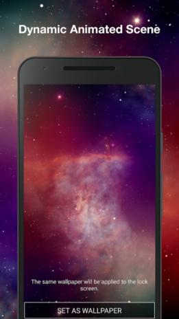 Vortex Galaxy Live Wallpaper Pro 10 Descargar Apk Para