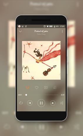 Free Mp3 Player Music Style Asus ZenUI 6 8 6 Laden Sie APK für