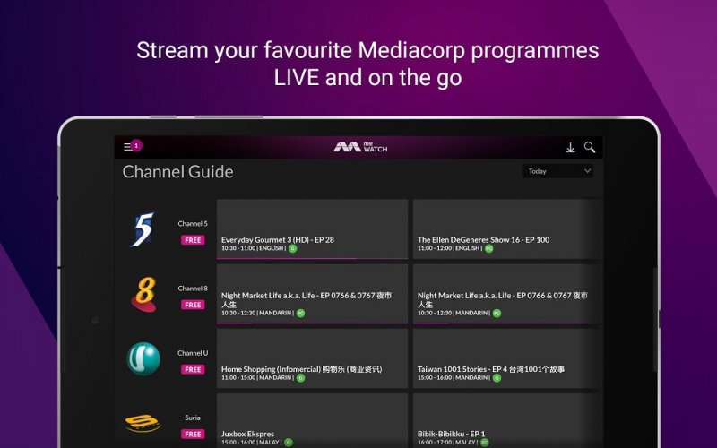 meWATCH (Previously Toggle) - Video | TV | Movies V3.6.103 ...