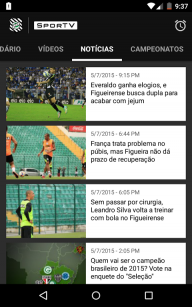 Figueirense SporTV screenshot 6