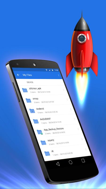 Super File Explorer screenshot 2