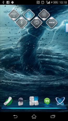 Tornado 3d Live Wallpaper Screenshot 4