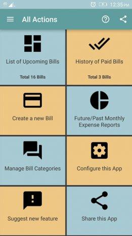 Rechnungen Zahlung Erinnerung 22 Laden Sie Apk Für Android Herunter