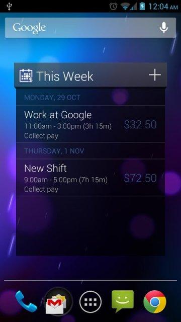 shift tracker pro