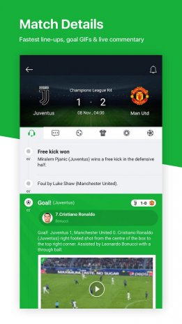All Football - Latest News & Live Scores 3 2 5 Download APK