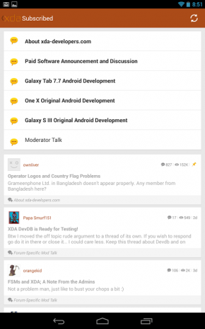XDA Legacy 7 1 27 Download APK for Android - Aptoide