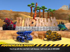 DINOTRUX Screenshot