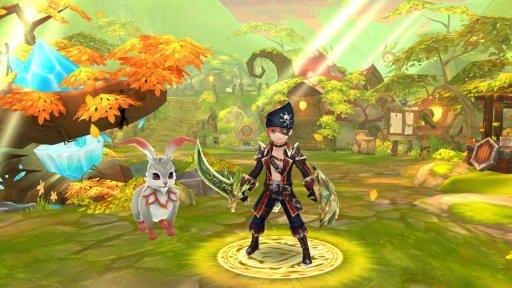 Flyff Legacy - Anime MMORPG screenshot 2